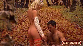 Porno brasil tv com loira super safada sentando na pica do adão